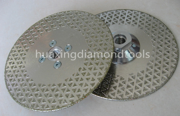 Diamond Saw Blades for cutting marble