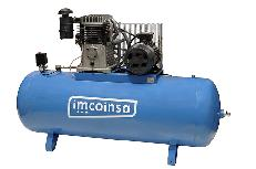 STATIONARY COMPRESSOR FOR INDUSTRIAL USE