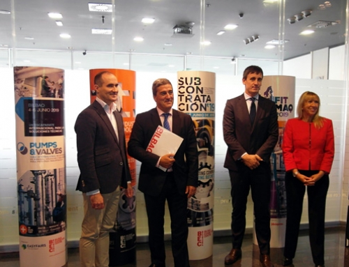 From 4th to 6th June Bilbao Exhibition Centre will offer seven fairs for the most advanced industry at +Industry